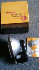 Kodak Duaflex Vintage Flash Holder with original box + instructions