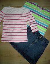 hübsche Mädchen Rock H&M,2 Shirts,YIGGA,TCM Gr-134-140