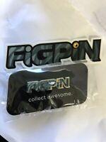 FiGPiN ECCC 2020 Godzilla Logo Pin In Hand *Fast Free Shipping*