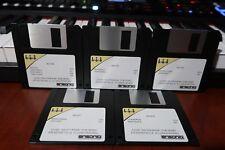 ENSONIQ AS-14 HIP HOP ESSENTIALS Vol. 2 - ASR-10 ASR88  - 5 Disk  Set - ASR10 88