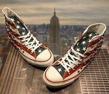 Converse Chuck Taylor All Star Hi High Top USA Studded Mens Size 6.5 160994c New