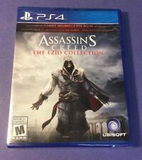 Assassin's Creed The Ezio Collection [ 3 Games in 1 Pack ] (PS4) NEW