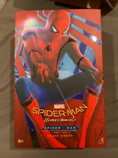 Hot Toys SPIDER-MAN: HOMECOMING Deluxe 1:6 Figure MMS426