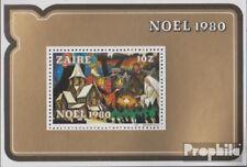 zaïre zaïrois Bloc 39 (complète edition) neuf avec gomme originale 1980 Noël