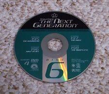 Star Trek: The Next Generation Season 4 ***DISC 6 ONLY*** (Replacement DVD) TNG