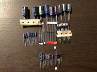 Pioneer SX-1280 Power Supply & Protection Recap Kit Capacitor Upgrade Rebuild