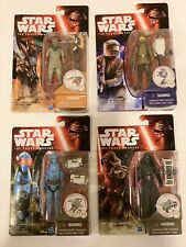 star wars the force awakens action figure lot Of 5