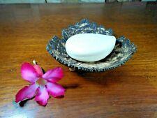 Wooden Soap Dish Holders Strange Shaped Coconut Shell Wood Handmade Bathroom