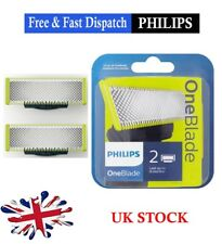 Philips OneBlade Replacement blades - Pack of 2 -Fits all One Blade Handles
