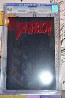 Deathblow #1 CGC 9.8 Jim Lee Cover Story Art Flip Cybernary Image Comics Key DC