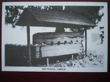 POSTCARD SOMERSET CREECH - THE STOCKS