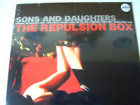 The Repulsion Box - Sons And Daughters LP NEW -OVP 2005