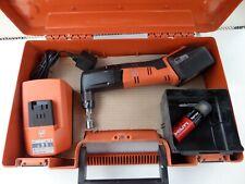 Fein ABLK 1,6E Nibbler / Shear Inc 4.0Ah Battery, Charger & Case