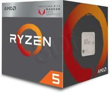 AMD Ryzen 5 2400G (YD2400C5M4BOX) 4x3,6GHz m. Radeon RX Vega 11 AM4 neuw. #2886