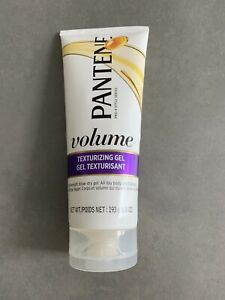 Pantene Pro-V Style Series Volume Texturizing Gel Extra Strong Hold 6.8 oz NEW