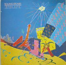 THE ROLLING STONES - STILL LIFE (AMERICAN CONCERT 1981) - LP (ORIG INNERSLEEVE)
