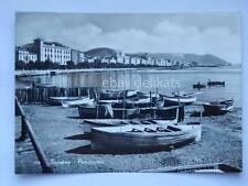 SALERNO panorama barche vecchia cartolina *