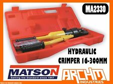 MATSON MA2330 - HYDRAULIC CRIMPER 16-300MM - INTERCHANGEABLE 500 MM LENGTH
