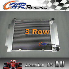 3 Core Aluminum alloy Radiator for Mazda RX2 RX3 RX4 RX5 RX7 with heater pipe