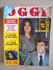 OGGI n°16 1980 Maria Giovanna Elmi Marina Ripa di Meana Loretta Goggi [LOTM]