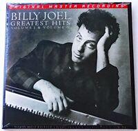 MFSL 3 LP BOX  BILLY JOEL * SEALED PROMO *  GREATEST HITS  Half Speed Audiophile