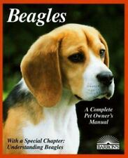 Beagles: Everything About Purchase, Care, Nutrition, Breeding, Behavior, and Tra