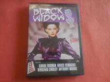 The Black Widow - Circle-Cliffhanger Serial-2 DVRs- Region 1-LIKE NEW 13 Chaptrs