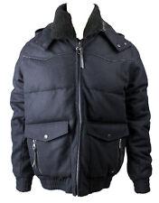 Eleven Paris Men's COUCOK Puffa Jacket Navy (EPJK006)