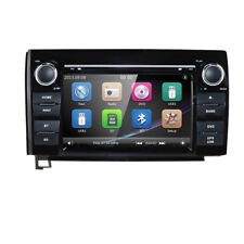 Fit Toyota Tundra Sequoia in Dash RDS AM FM Radio CD DVD Player GPS Stereo Map