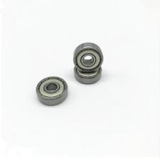 (50pcs) Ball Bearings MR104ZZ (4x10x4mm) Metal Shielded Thin Wall Bearings