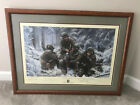 Band of Brothers by John Shaw Signed by 16 Easy Company 506th PIR 101st Abn