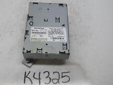 07-08 HONDA CIVIC SATELLITE RADIO XM RECEIVER CONTROL MODULE UNIT K4325
