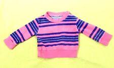 Gestreifte Markenlose Baby-Pullover & -Strickwaren für Mädchen