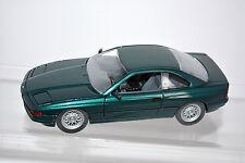 BMW 850i, grün, M 1:24 Schabak 1630 Originalverpackung! Modellauto Sammler RAR