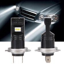Nighteye H7 160W LED Fog Light Bulbs Car Driving/DRL Lamp 6500K White High Power