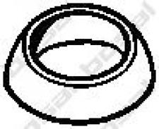 Dichtung, Abgasrohr für Abgasanlage BOSAL 256-036
