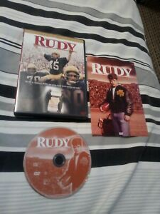 Rudy Dvd region 1 us import American football sport Sean astin
