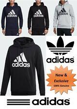 Adidas Men Lifestyle MUST HAVES BADGE OF SPORT HOODIE **(Hooded Sweatshirt)**