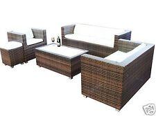 MORNINGTON 7 Seater Indoor/Outdoor Sofa Set + FAST POST Australia Wide