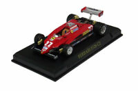 Altaya 1/43 Scale Diecast Model Car AL5219G - Ferrari F126 C2 - Red