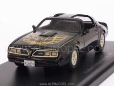 Pontiac Firebird TransAm 1977 Black 1:43 BoS 43655
