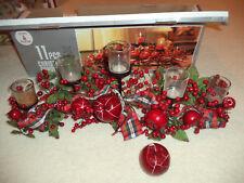 Candle Set Centerpiece 6 pcs