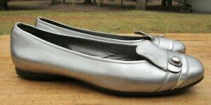 HOGAN Flats Slip- On womens Shoes size 7 37