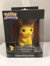 Pokemon PIKACHU USB Portable Charger NEW