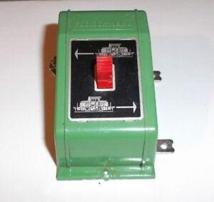 Fleischmann 6924 Polarity Reversing Switch Sauber Tested