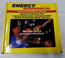Energy Suspension 16.18111G Master Bushing Set for Acura RSX Black