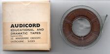 MP4 MALLARD A4 - 8 MM CINE FILM - Audicord Educational & Dramatic Tapes - TRAIN