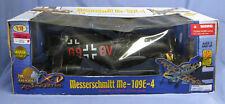 Ultimate Soldier X-D Messerschmitt Me 109E-4 Nightfighter 1:18 scale w/Pilot NIB