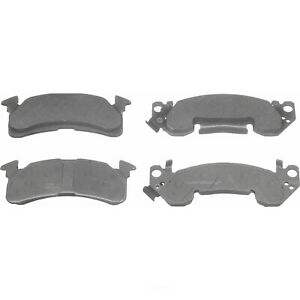 Disc Brake Pad Set fits 2002-2005 Workhorse FasTrack FT1061 FasTrack FT1261,FasT