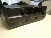 Yamaha RX-V661 7.1 Channel HDMI Receiver - Home Theater Surround Sound